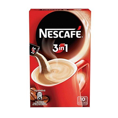 Nescafé 3in1 Löslicher Kaffee, (10 x 17,5 g)
