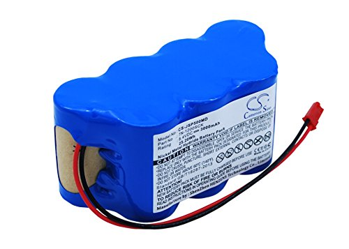 Preisvergleich Produktbild Cameron Sino 3000mAh / 25.20Wh Battery Compatible With JMS SP-500, SP-500 Syringe Pump