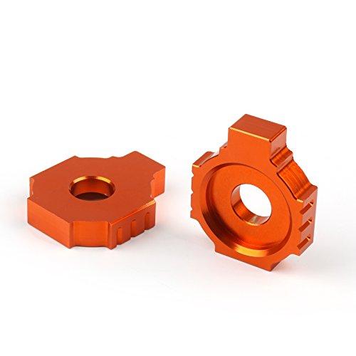 ETbotu Protection de cha/îne pour Moto KTM DUKE125//200//390 CNC