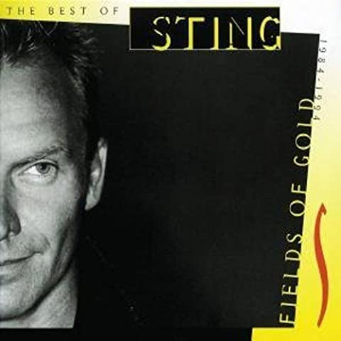 The Best of Sting:Fields of Gold 1984-1994 by Sting (1994-11-07)