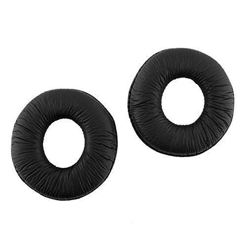Merssavo Replacement Headphones Cushion Pad Cushion Sponge for Sony MDR-V150 ZX100 ZX110AP ZX300 ZX310 Headphones
