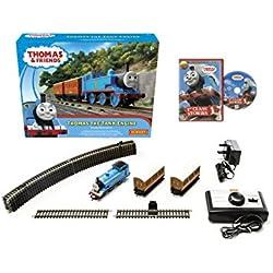 Hornby R9283 Thomas & Friends The Tank Engine Train Set, Blue