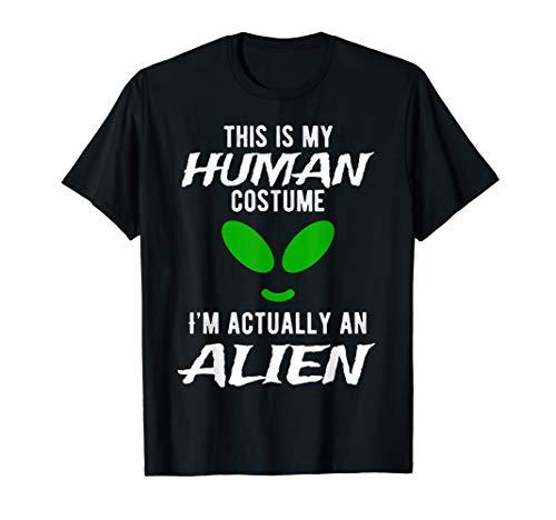 Halloween Lustig Mensch Alien Kostüm - Alien Kostüm Für Ihr Kind