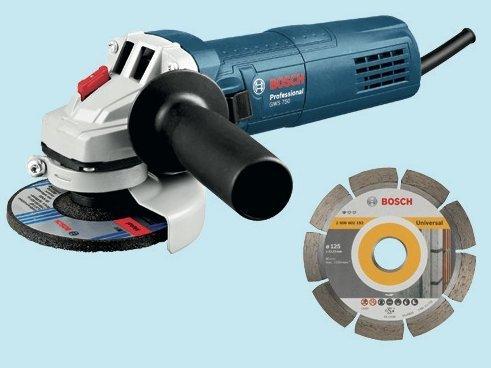 Bosch - Gws 750 professional