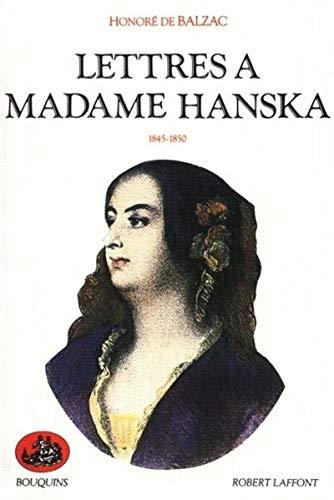 Lettres à Madame Hanska, tome 2 : 1845-1850