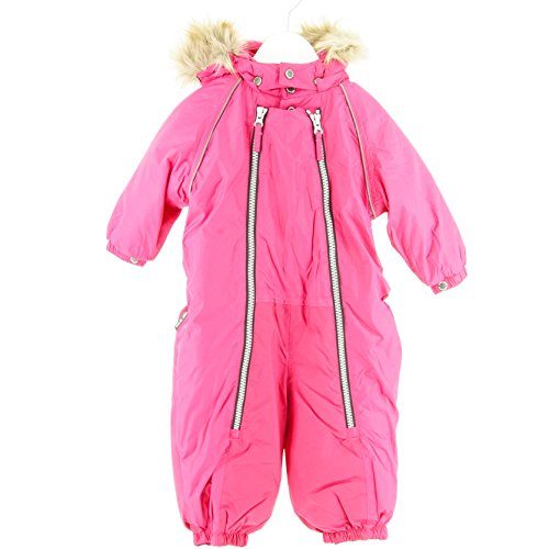 Ticket Baby Baggie Suit Kinder Schneeanzug 92 Pink (Virtual Pink)