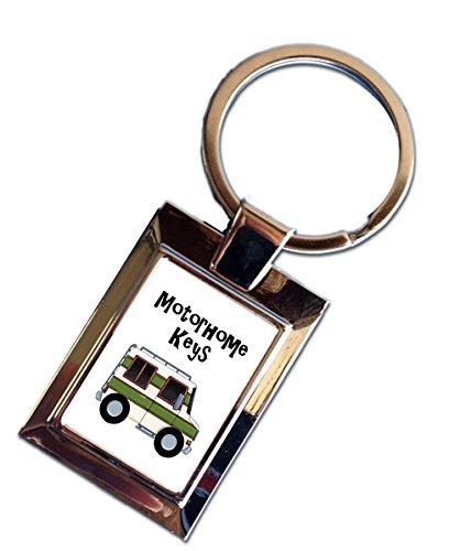 Maisie Moo Gifts Limited Motorhome Campervan Motor Home Camper Van Keys Gift Keyring Keychain