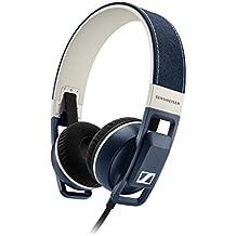 Sennheiser URBANITE - Auriculares de diadema abiertos (compatible Samsung Galaxy), denim