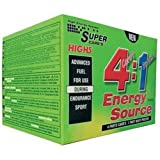 High 5 4:1 Energy Source SFruits Box 600g