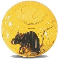 Savic Runner Laufball für Kleintiere, Größe XL, Durchmesser 32cm (Gelb)