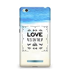 Amez Love is in the Air Back Cover For Xiaomi Mi4i