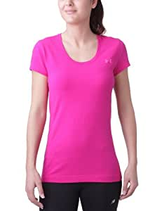 Under Armour   CC Sassy Scoop T-shirt manches courtes femme Rush S