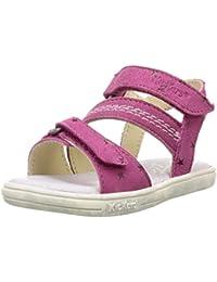 Kickers Trojoli - Zapatos de primeros pasos Bebé-Niños