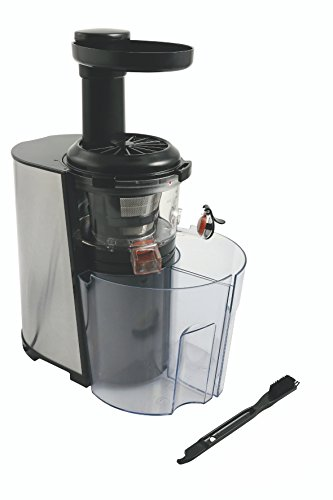 kooper-2405965-estrattore-di-succo-nero-grigio