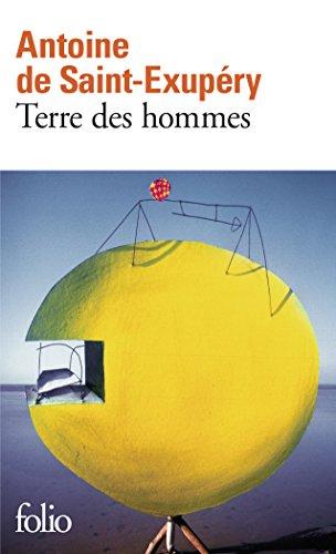 Terre des hommes par Antoine de Saint-Exupéry