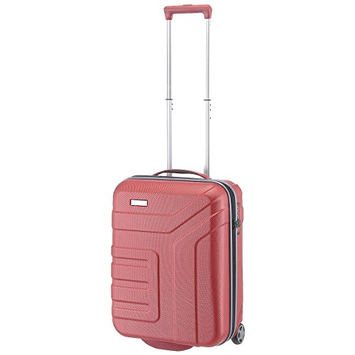 "Travelite ""Vector"" Koffer, 55 cm, 44 liters, Rot, 72007-88"
