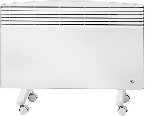 AEG WKL 2503 F Blanco 3000W Radiador - Calefactor (Radiador, 1,5 m, Piso, Blanco, Metal, 3000 W)