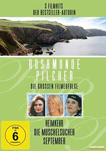 Rosamunde Pilcher - Die großen Filmerfolge (Heimkehr / Die Muschelsucher / September)