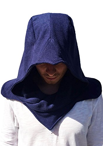 Stealth Hood (All Blue)