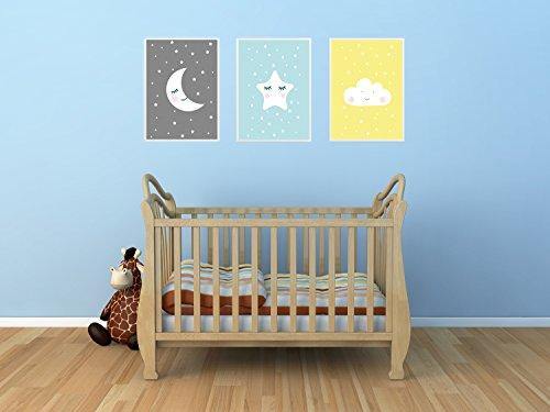 Decorazione Pareti Per Bambini : Poster da parete per la camera dei bambini poster camera per