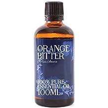 Mystic Moments | Orange Bitter Essential Oil - 100ml - 100% Pure
