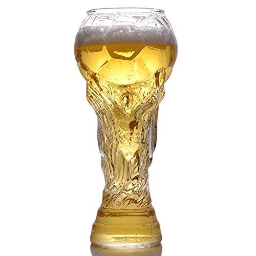 Fans vae boccale di birra creativo, bicchiere bicchieri di vino personalizzati boccali di birra coppa del mondo 2018 bar orgy champion coppa della bottiglia di birra