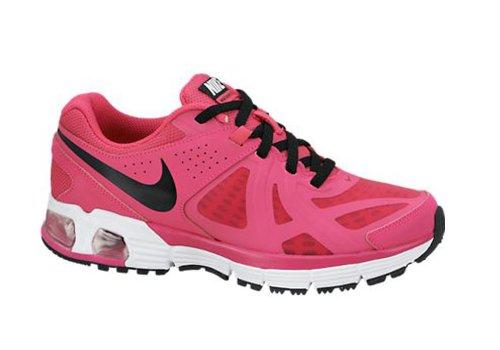 Nike Air Max Run Lite 5 (gs) ShoeSize 6.5 Vivid Pink/Black/White/Black