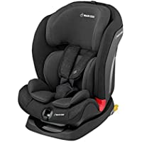 Maxi-Cosi Titan Toddler/Child Car Seat Group 1-2-3, Convertible, Reclining Isofix Car Seat, 9 Months - 12 Years, Nomad Black