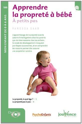 Apprendre la propreté à bébé : A petits pas