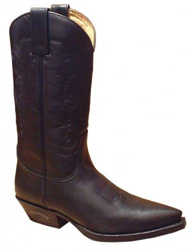 Sendra Boots 2450 schwarz Gr.42 * incl. original MOSQUITO ® Stiefelknecht *