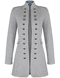AO 4tuality® Massimo Military Coat Damen Slim Fit Gr. S - XXXL