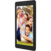 Micromax P70221 Tablet (7 inch, 16GB, Wi-Fi+ 3G+ Voice Calling), Black