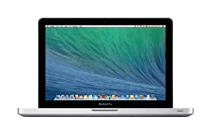 "Apple MacBook Pro 13"" Retina Argent (2015) (Intel Core i5, 8 Go de RAM, SSD 256 Go, Intel Iris Graphics 6100, OS X El Capitan)"