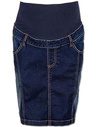 B & M Umstandsmode Umstandsrock Jeansrock Jeans