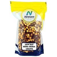 Neelam Foodland Low Fat Hing Jeera Chana (400g)