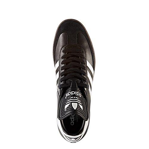 adidas Samba Classic OG, Sneakers Basses Homme Noir (Core Black/footwear White/gum)