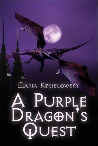 A Purple Dragon's Quest Cover Image