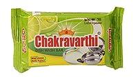 Chakravarthi Dishwash Bar,200g, pack of 7
