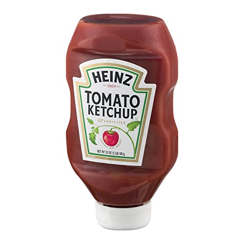 Heinz Tomato Ketchup Blended with Sriracha Flavour, 907g