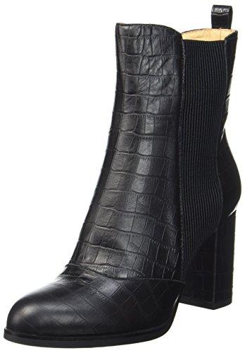 Shoe Bich Noir Serpente L'orso Femme Nero Bottes 110 UrUpxS