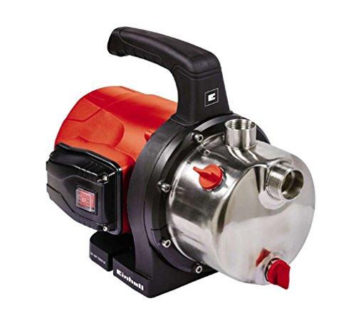 Einhell GC-GP 1250 N - Bomba de trasvase, capacidad 5000 l/h, presión...
