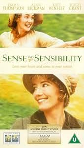 Sense And Sensibility [VHS] [1996]