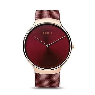 Bering Armbanduhr 13338-Charity2018 Damenuhr de Bering-Time