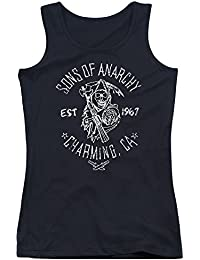 Sons of Anarchy - Tissu Imprimer des jeunes femmes - Débardeur de Sons of Anarchy