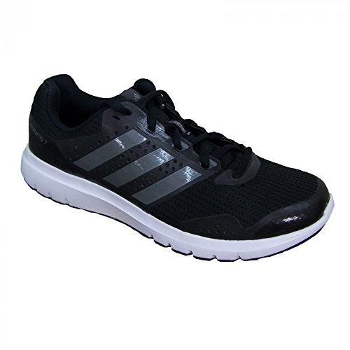 Adidas Duramo 7m Scarpa da Corsa Nero, Uomo, nero nero