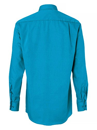 Casamoda 6068, Chemise Business Homme, Bleu bleu foncé