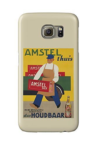 amstel-vintage-poster-artist-wijga-netherlands-c-1930-galaxy-s6-cell-phone-case-slim-barely-there