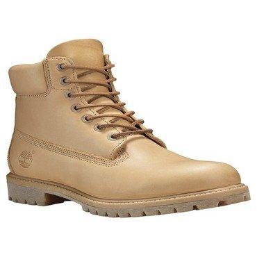 Timberland 6 inch Premium Waterproof Mens Boots Natural tb0a1jjb  12 D M  US