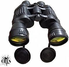 CIERN Cora Compact Mini Binoculars Survival/Exploring Kit for Kids, 10x25mm (Multicolour)