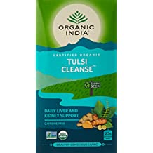 Organic India Tulsi Cleanse, 25 Tea Bags